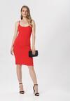 Czerwona Sukienka Rairianne