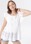 Biała Bluzka Aqualori