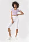 Białe Spodnie Adrime