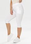 Białe Spodnie Bririal