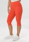 Pomarańczowe Spodnie Bririal