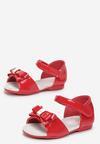 Czerwone Sandały Dorienore