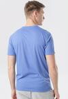 Niebieska Koszulka Calisesis