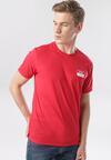 Czerwona Koszulka Kailyn
