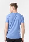 Niebieska Koszulka Leucothera