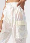 Białe Spodnie Coraedina
