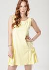 Żółta Sukienka Zeliphaeia