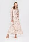 Jasnoróżowa Sukienka Doryrianne