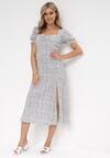 Biała Sukienka Aquineva