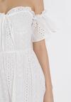 Biała Sukienka Aquilla