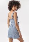 Jasnoniebieska Sukienka Avalina