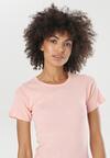 Różowy T-shirt Phereisis