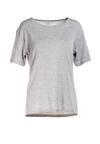 Szary T-shirt Ephesine