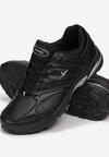 Czarne Buty Sportowe Thessalis