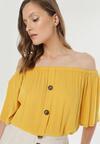 Żółta Bluzka Evalia