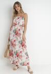 Biała Sukienka Sylinore