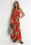 Czerwona Sukienka Sylinore