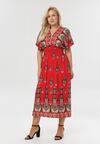 Czerwona Sukienka Brilei