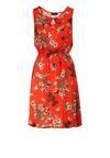 Czerwona Sukienka Mererith