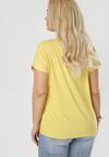 Żółta Bluzka Moreliana