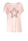Różowa Bluzka Moreliana
