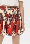 Pomarańczowa Spódnica Phelira