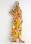 Żółta Sukienka Morgarenna