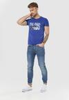 Niebieska Koszulka Doriatina