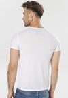 Biała Koszulka Leusine