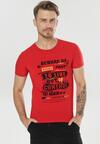 Czerwona Koszulka Leunea