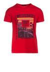 Czerwona Koszulka Adrienore