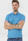 Niebieska Koszulka Zeliles