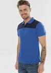 Niebieska Koszulka Dorienna