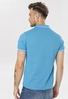 Niebieska Koszulka Dorianora
