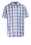 Niebieska Koszula Aglaomeine