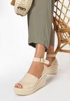 Beżowe Sandały Phianisse