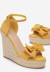 Żółte Sandały Daphnilla