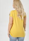 Żółta Bluzka Morgalure