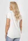 Biała Bluzka Morgalure