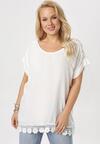 Biała Bluzka Eviphite
