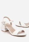 Białe Sandały Morenilla