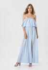 Jasnoniebieska Sukienka Callalila