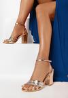 Szampańskie Sandały Adresea