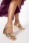 Złote Sandały Lamenise