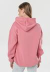 Różowa Bluza Adravia
