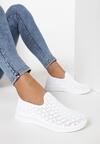Białe Buty Sportowe Aquilei