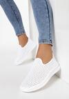 Białe Buty Sportowe Nautithea
