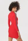 Czerwona Sukienka Nautigana