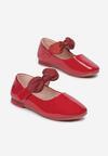 Czerwone Balerinki Daphgale