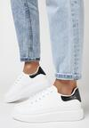 Biało-Czarne Sneakersy Neamesa